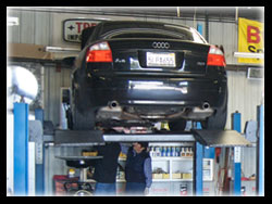 Audi service & Audi repair