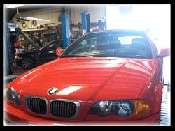BMW service & BMW repair