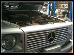 Mercedes Benz service & Mercedes repair