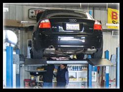 Volkswagen service & Volkswagen repair