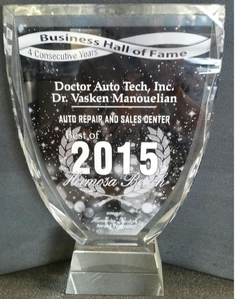 South Bay Award Winning Auto Shop