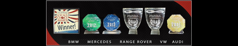 best auto shop in Hermosa award