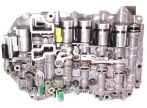 Volkswagen valve body