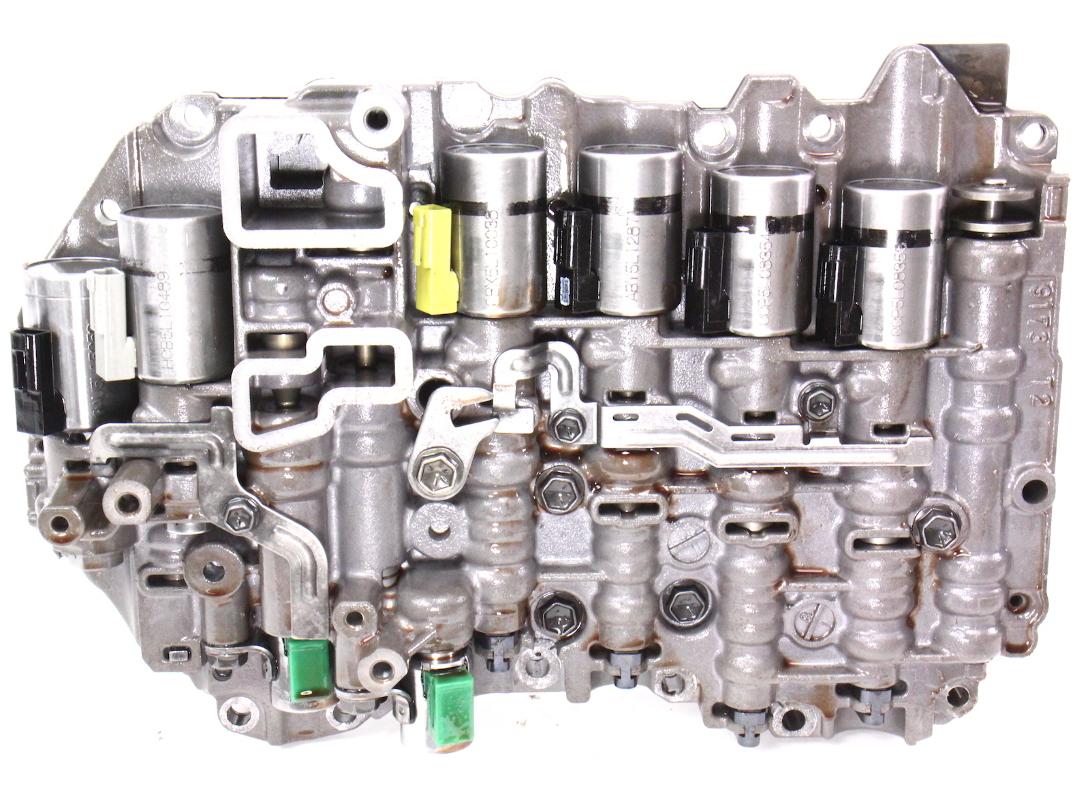 volkswagen transmission valve body mechatronic tcu
