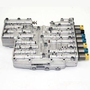 Land Rover valve body